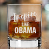 Inspire Like Obama - Whiskey Glass
