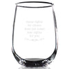 Equal Rights for Others Does Not Mean Less Rights for You - Wine Glass