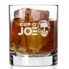 Cup o' Joe - Whiskey Glass