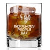 Indigenous People Day - Whiskey Glass