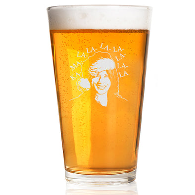 Kamala la la la - Pint Glass