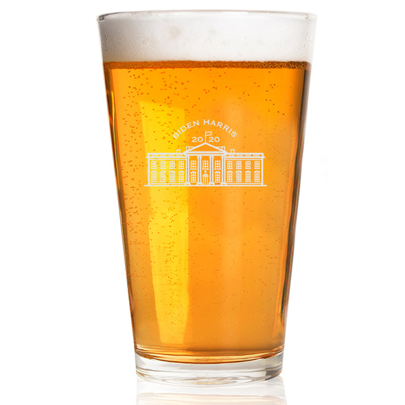 White House 2020 - Pint Glass