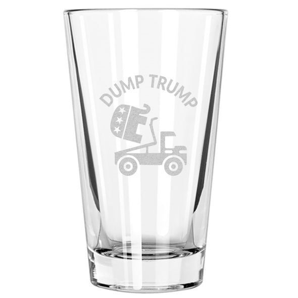 Dump Trump - Pint Glass