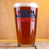 Biden Harris Made America Think Again - Pint Glass