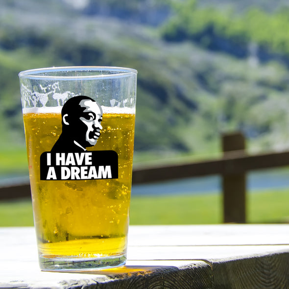 I Have a Dream in Color - Pint Glass
