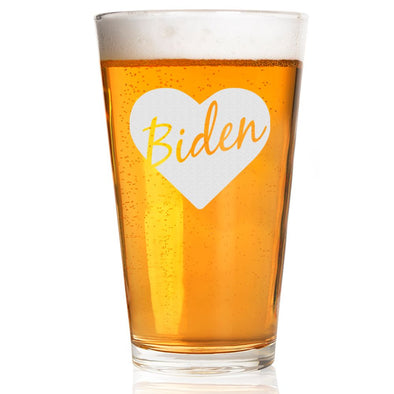 Biden Love - Pint Glass