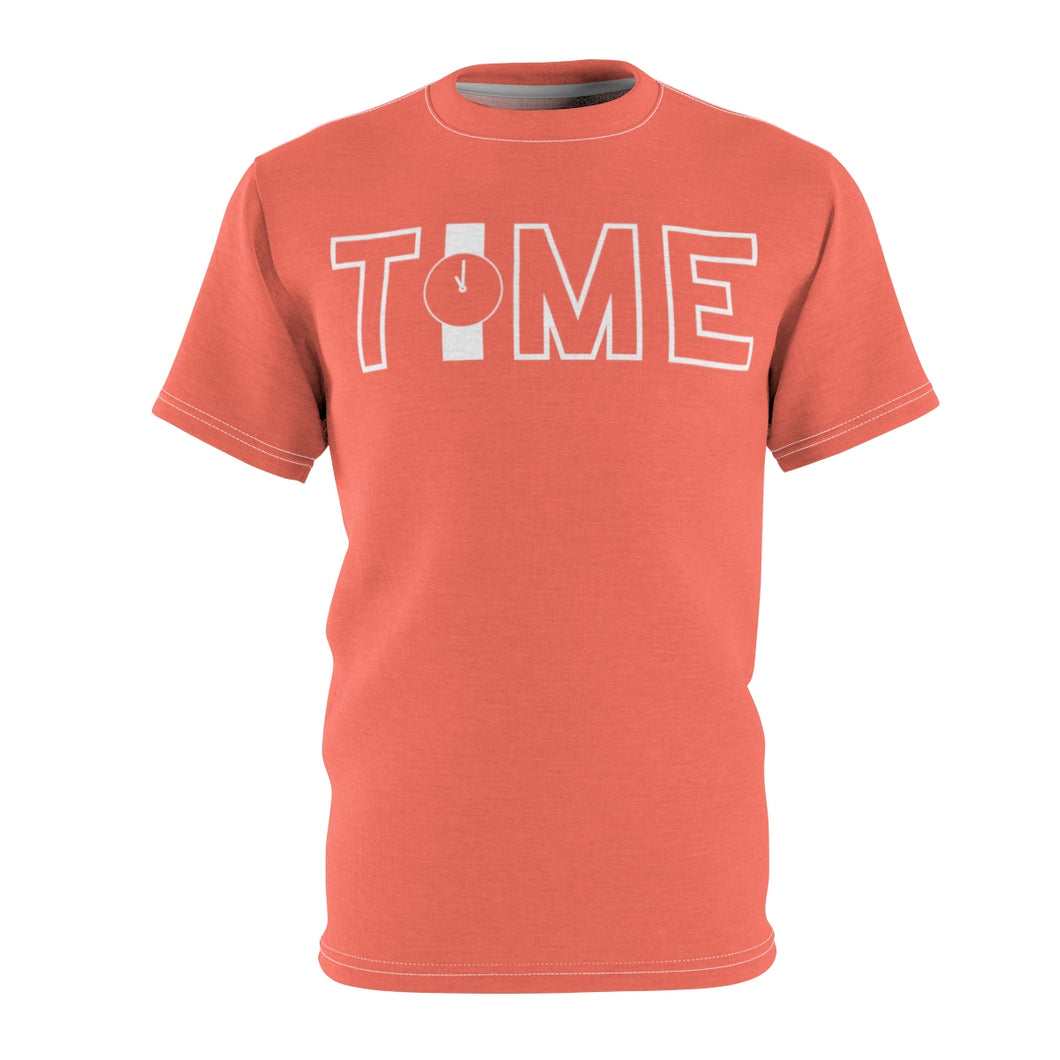 Limited Edition Time Men's T-Shirt - Coral