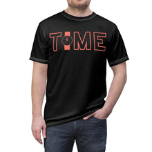 Load image into Gallery viewer, Limited Edition Time Men's T-Shirt - Black
