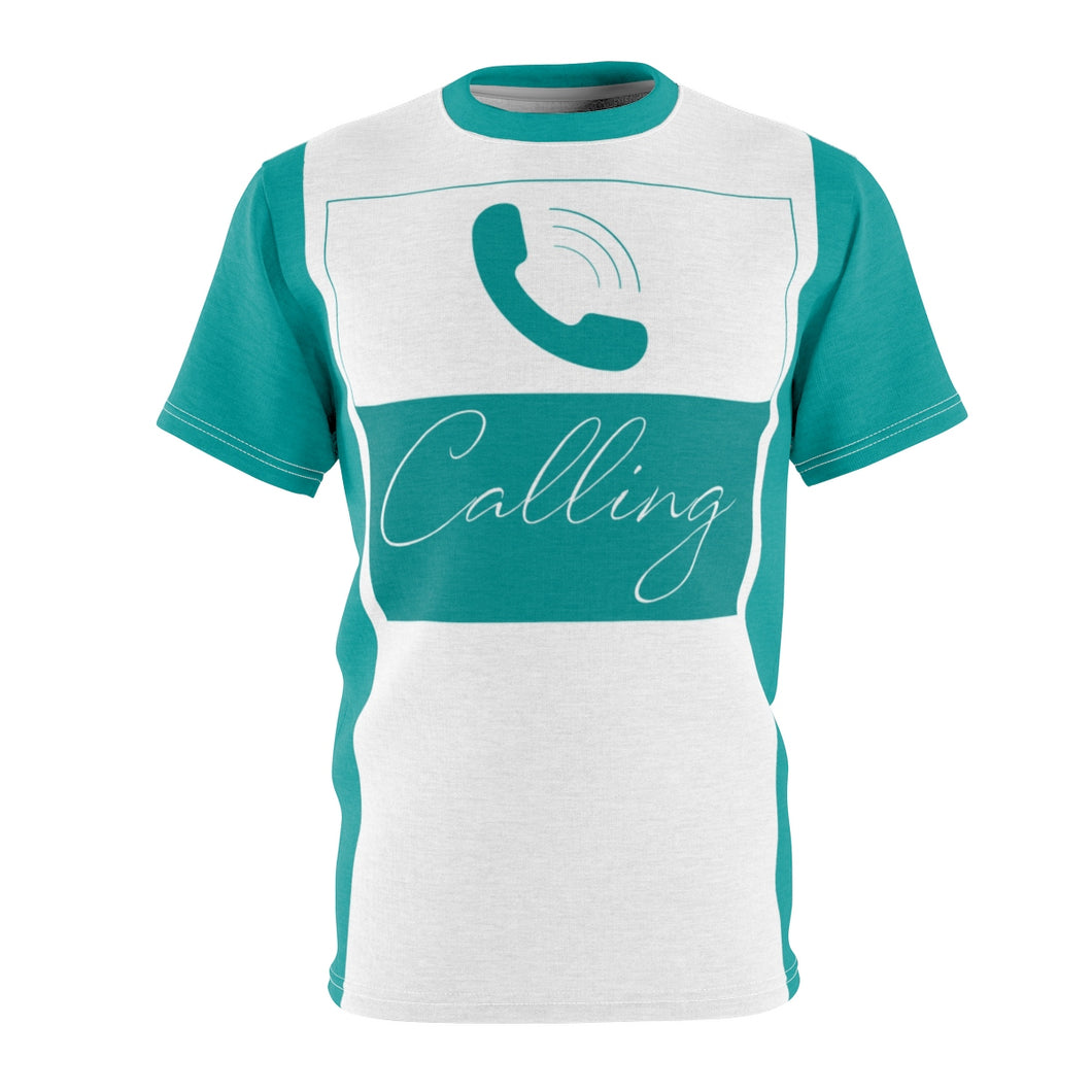 Limited Edition Calling Men's T-Shirt - Teal