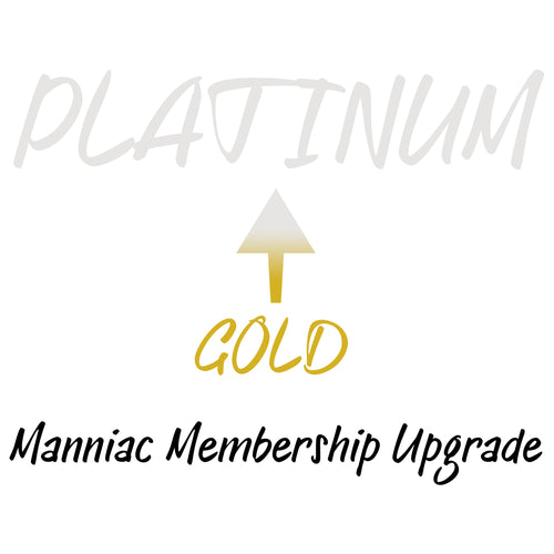 Official Manniac Membership - Upgrade