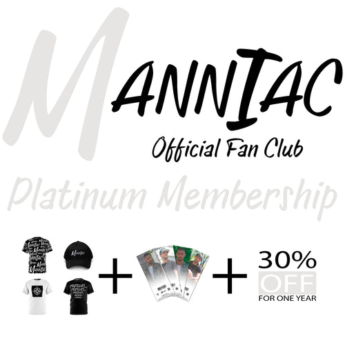 Official Manniac Membership - Platinum