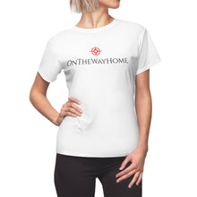 Load image into Gallery viewer, Limited Edition OTWH Wordmark Women's T-Shirt - White