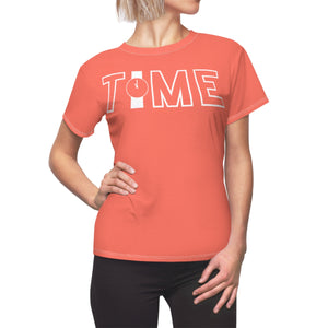 Time Coral Women's T-Shirt