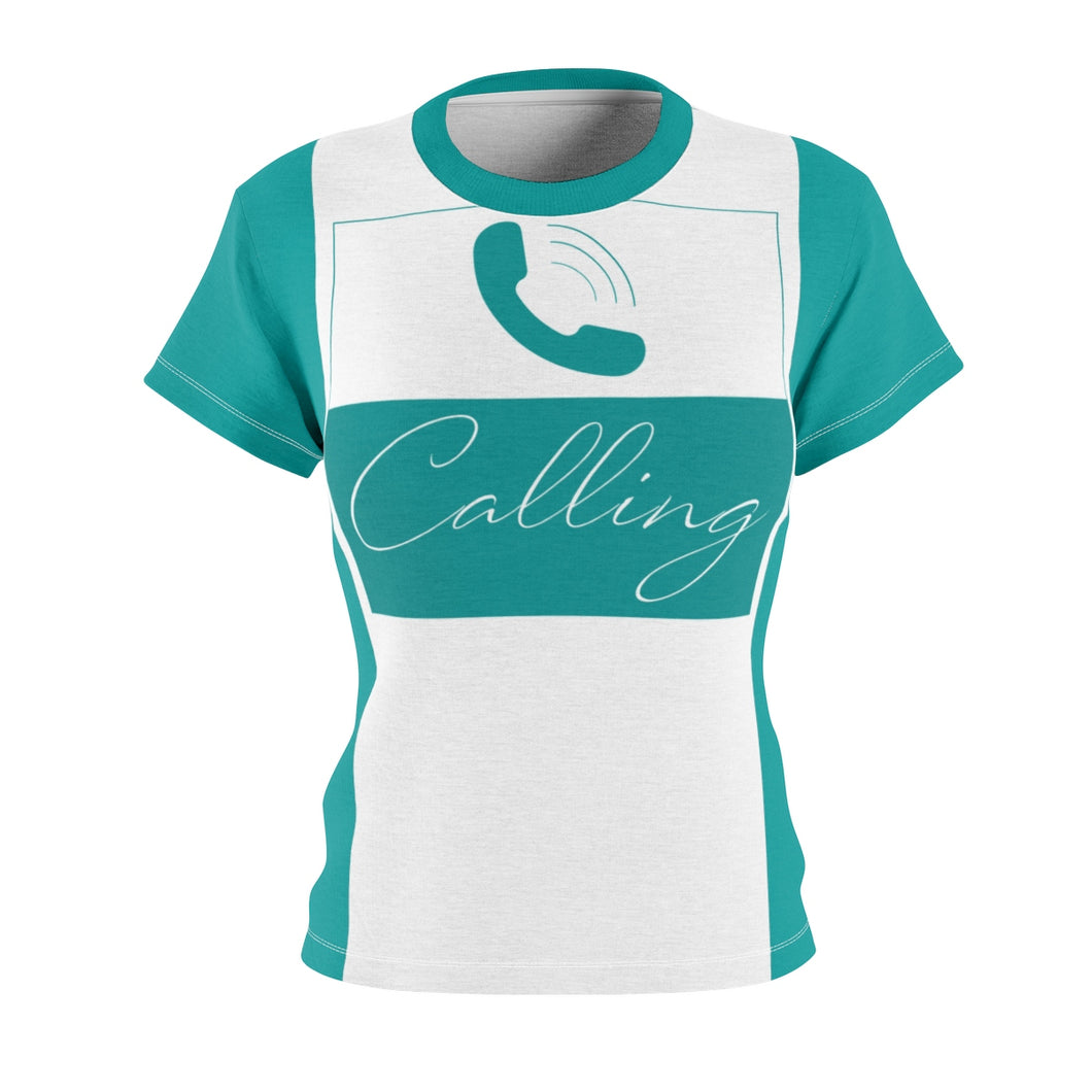 Limited Edition Calling Women's T-Shirt - Teal