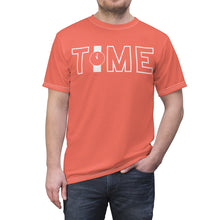Load image into Gallery viewer, Limited Edition Time Men's T-Shirt - Coral