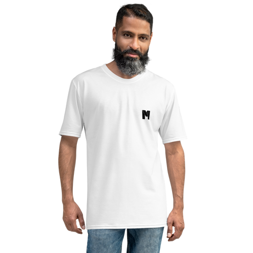 CLASSIC M Essentials Men's T-Shirt - White