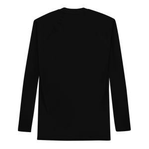 MANNIAC Essentials Men's Long Sleeve - Black