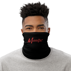 MANNIAC Essentials Neck Gaiter - Black