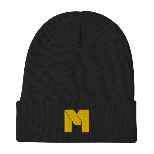 CLASSIC M Essentials Beanie - Black