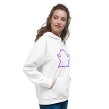 Load image into Gallery viewer, Ghost Limited Edition Unisex Hoodie - White