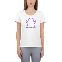 Load image into Gallery viewer, Ghost Limited Edition Women's Athletic T-Shirt - White