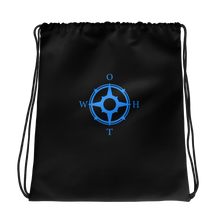 Load image into Gallery viewer, OTWH Essentials Drawstring Bag - Black