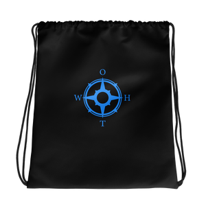OTWH Essentials Drawstring Bag - Black