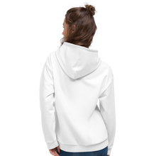 Load image into Gallery viewer, Ghost Wordmark Limited Edition Unisex Hoodie - White