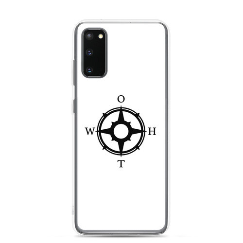 OTWH Essentials Samsung Case - White