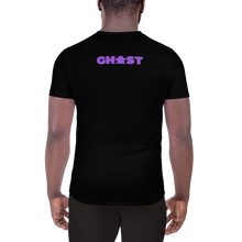 Load image into Gallery viewer, Ghost Limited Edition Men's Athletic T-Shirt - Black