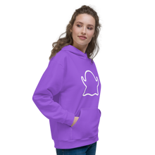 Load image into Gallery viewer, Ghost Limited Edition Unisex Hoodie - Purple