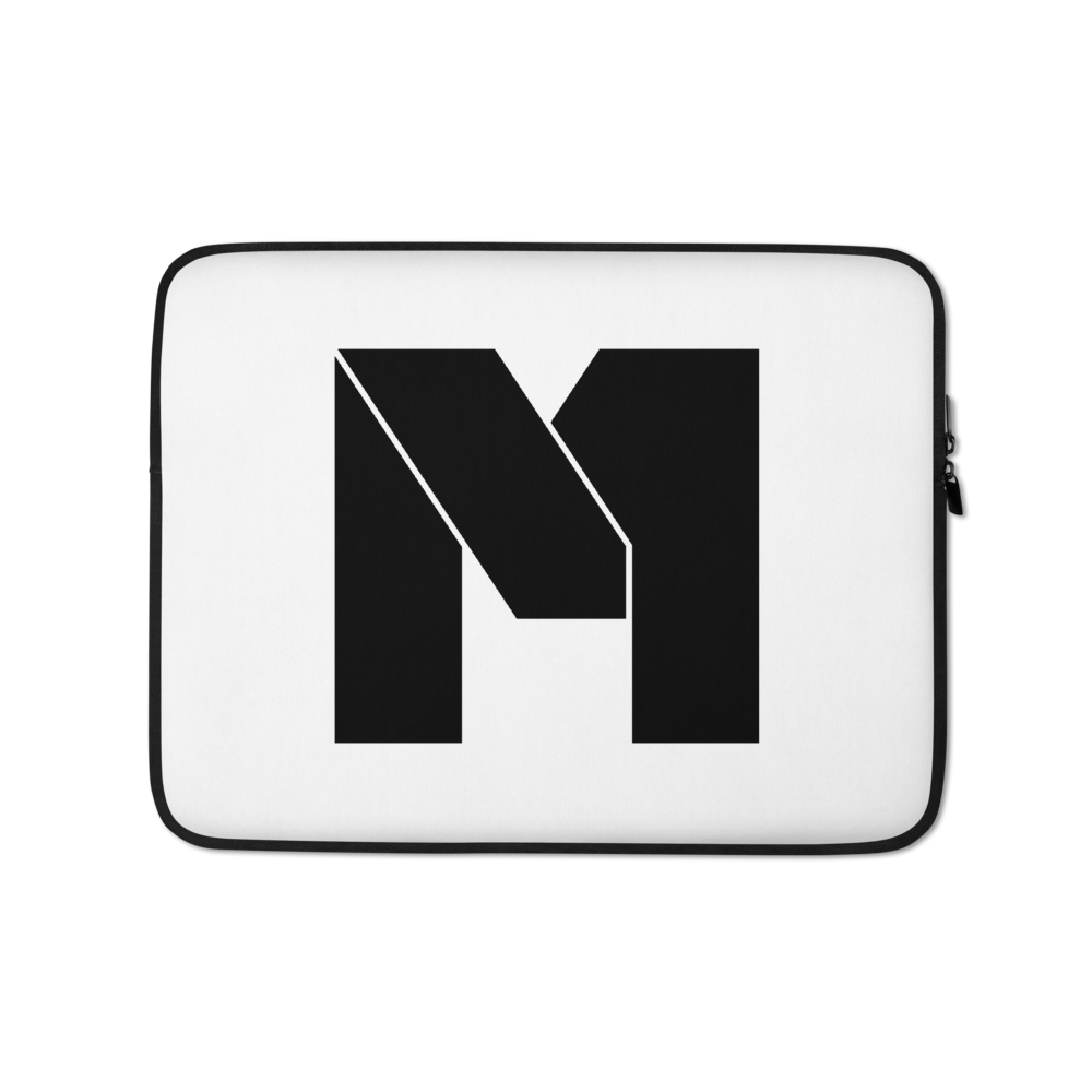 CLASSIC M Essentials Laptop Sleeve - White