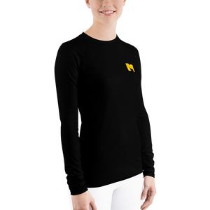 CLASSIC M Essentials Women's Long Sleeve - Black