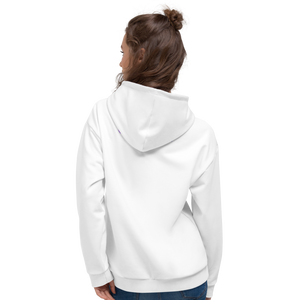 Ghost Limited Edition Unisex Hoodie - White