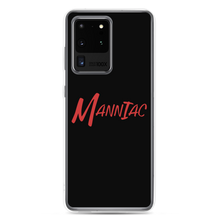 Load image into Gallery viewer, MANNIAC Essentials Samsung Case - Black