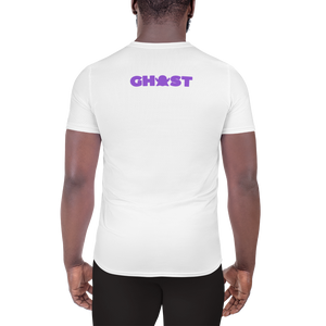 Ghost Limited Edition Men's Athletic T-Shirt - White