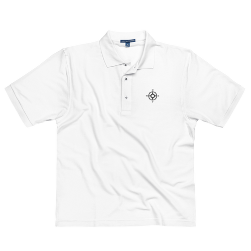 OTWH Essentials Men's Polo Shirt - White