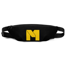 Load image into Gallery viewer, CLASSIC M Essentials Fanny Pack - Black