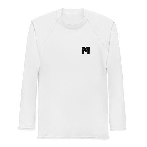 CLASSIC M Essentials Men's Long Sleeve - White