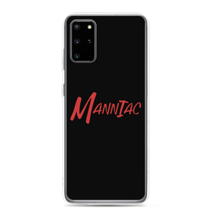 MANNIAC Essentials Samsung Case - Black