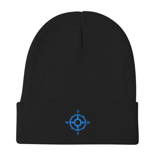 OTWH Essentials Beanie - Black