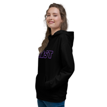 Load image into Gallery viewer, Ghost Wordmark Limited Edition Unisex Hoodie - Black