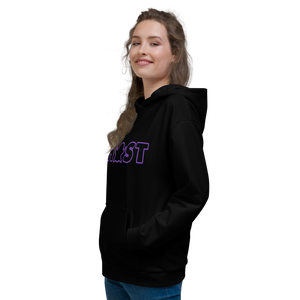 Ghost Wordmark Limited Edition Unisex Hoodie - Black