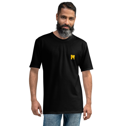 CLASSIC M Essentials Men's T-Shirt - Black