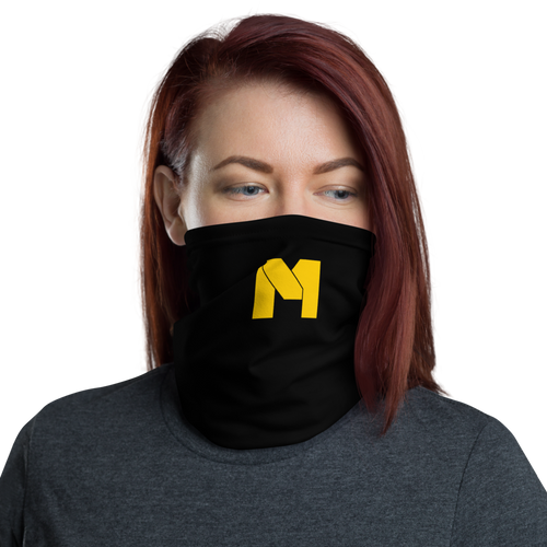 CLASSIC M Essentials Neck Gaiter - Black