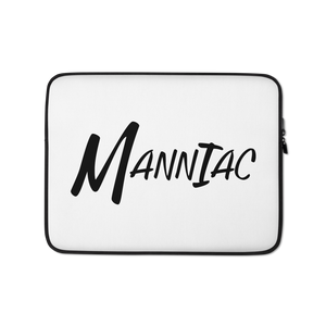 MANNIAC Essentials Laptop Sleeve - White
