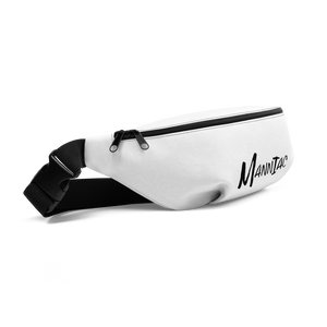 MANNIAC Essentials Fanny Pack - White