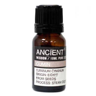 Cumin Seed Essential Oil - 10ml - Elsie & Evie
