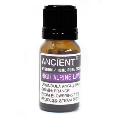 High Alpine Lavender Essential Oil - 10ml - Elsie & Evie