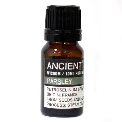 Parsley Essential Oil - 10ml - Elsie & Evie